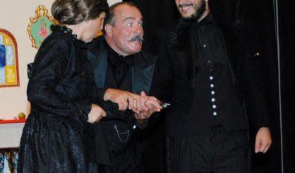 Gjirokaster Teatri Theatre Zihni Sako Zi e me zi Dark a