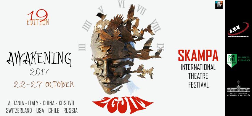Skampa International Theatre Festival 15 21 October 2018 Atlas Of Transition 20 Edition